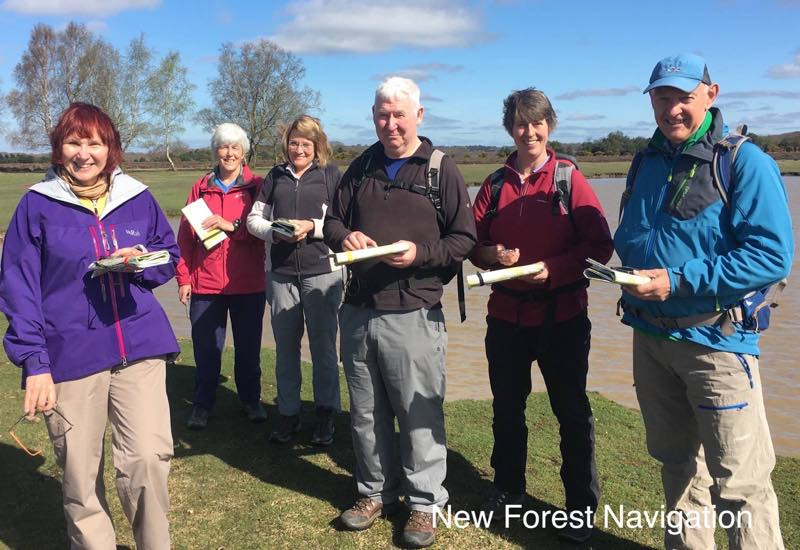 rambling group completes the bronze NNAS